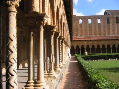 Monerale Palermo Sicilia Arte Benessere