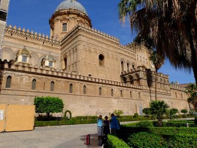 Cattedrale Palermo Sicilia Arte Benessere