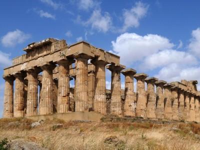 Selinunte Sicilia Trapani Arte Benessere