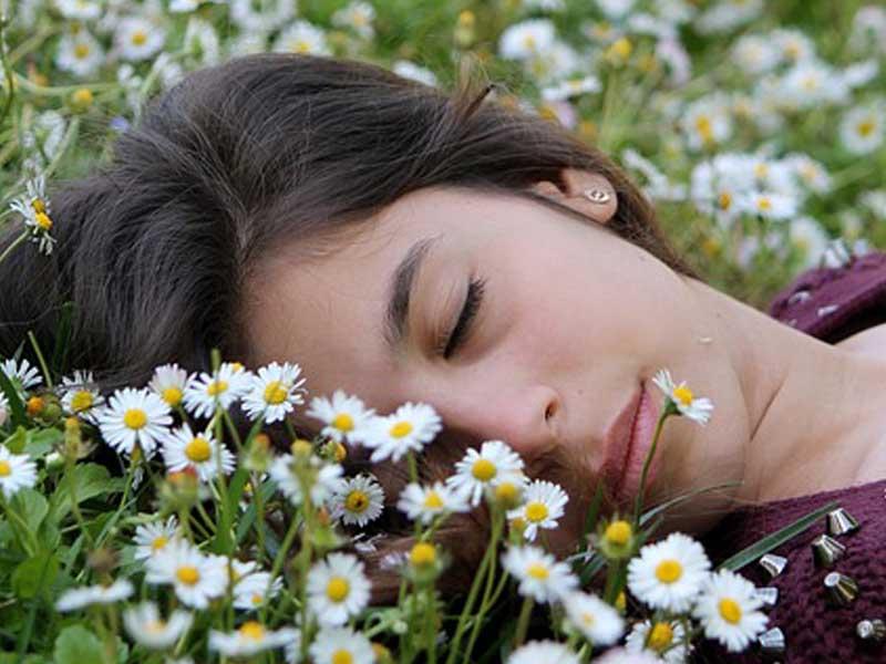 addormentarsi sonno arte benessere