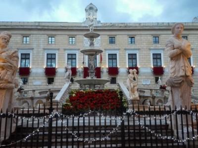 Palermo – Piazza Pretoria